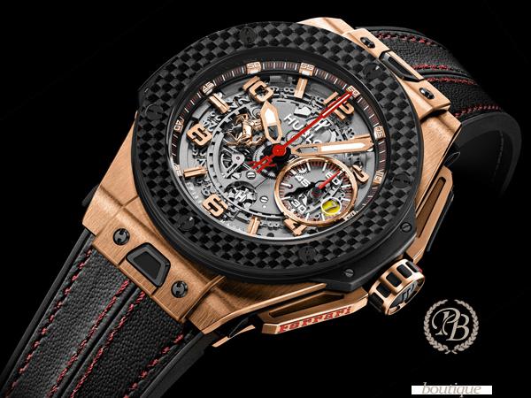 Купить швейцарские часы Hublot