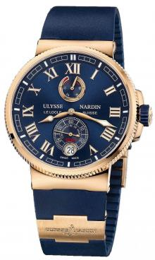 Ulysse Nardin Marine Collection Chronometer 43 mm
